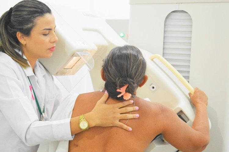 Combate ao câncer de mama: Piauí realizou quase 60 mil mamografias no ano passado