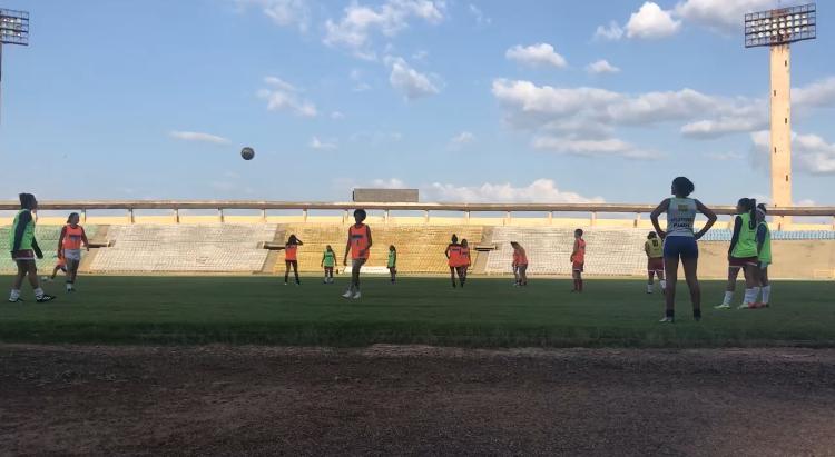 Federação de Futebol do Piauí divulga tabela da primeira fase do Feminino Sub-17
