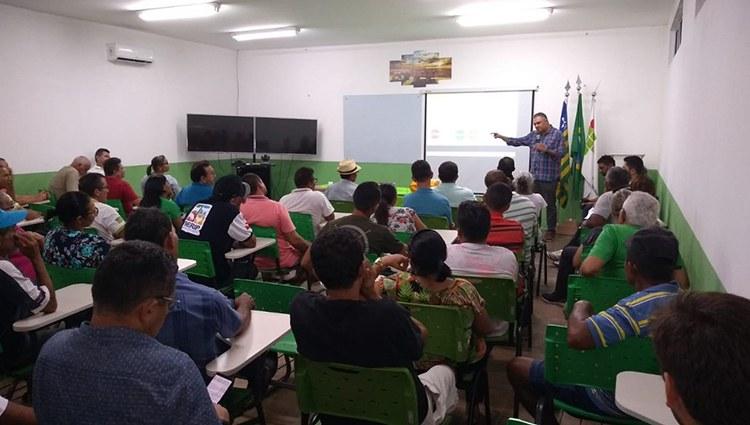 IFPI campus José de Feitas promove workshop sobre energia solar