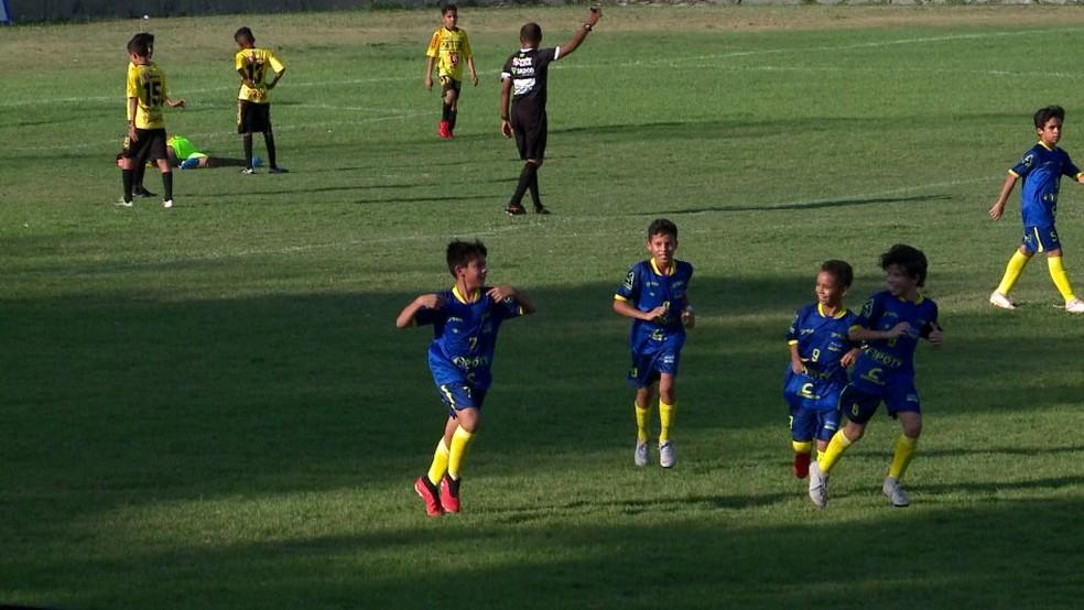 AABB, Promorar, Fluminense e Rei dos Reis disputam as semifinais do sub-11