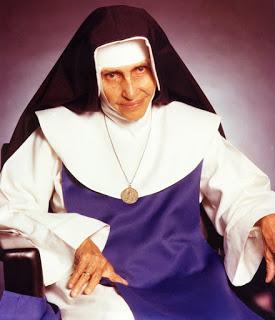 Papa canoniza a Irmã Dulce, primeira Santa brasileira
