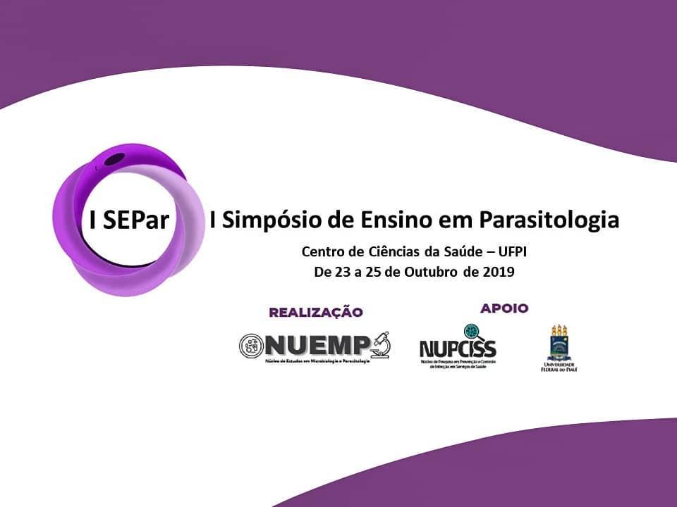UFPI promove o primeiro Simpósio de Ensino em Parasitologia