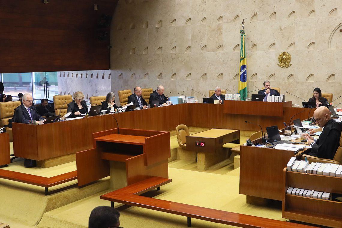 STF julga ações que pode soltar Lula na quinta-feira