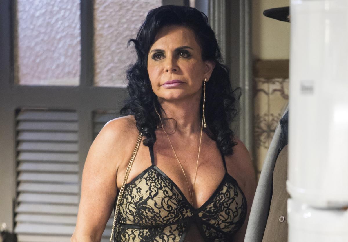 Piauiense Antonia Fontenelle dirige o primeiro trailer do filme sobre a vida de Gretchen