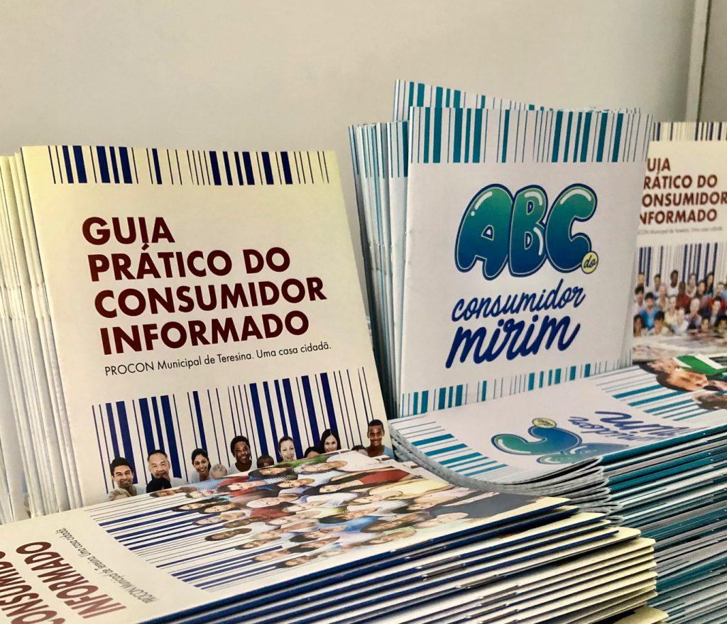 Procon Teresina inicia projeto piloto sobre consumo consciente em escola da capital