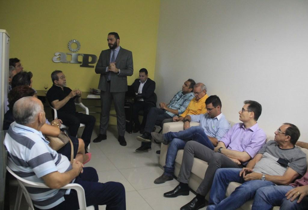AIP muda para Centro das Indústrias do Piauí e avança do setor industrial com projetos