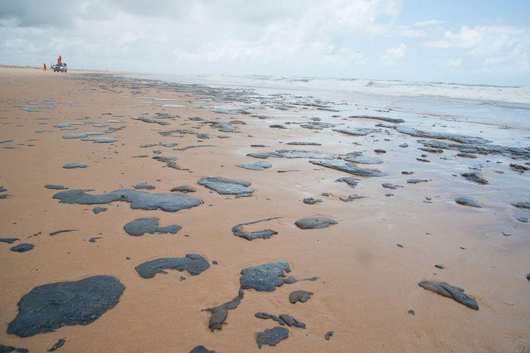 Presidente do Ibama diz que derramamento de óleo é situação inédita
