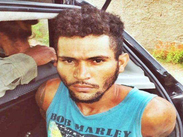 Fugitivo da Major César acusado de tráfico é capturado em Parnaíba