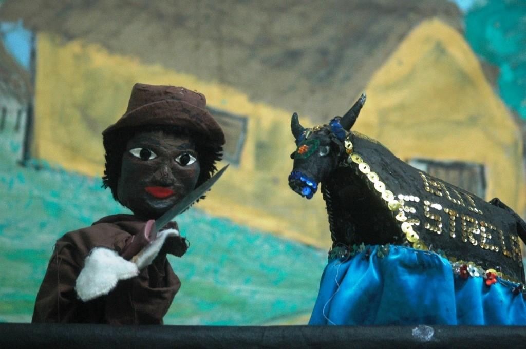 Grupo Biboca apresenta espetáculo de bonecos em Teresina e cidades vizinhas.