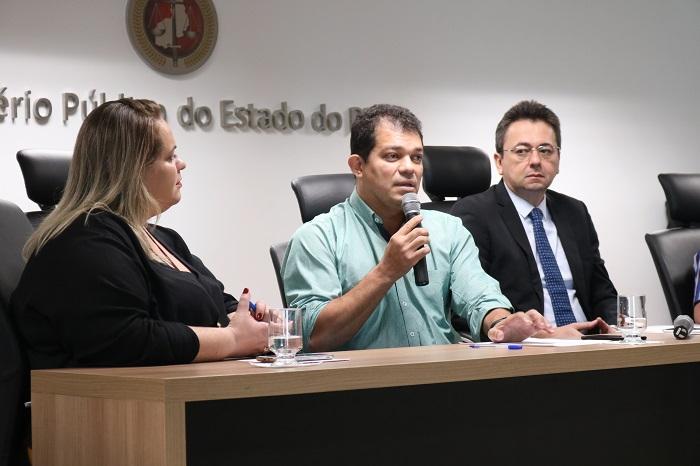 Retomada de cirurgias bariátricas no HGV foi discutida em audiência realizada pelo MPPI