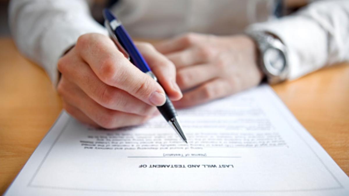 Testamento Vital: documento jurídico válido e eficaz
