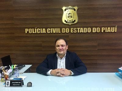Operação da Polícia Civil cumpre mandado de busca e apreensão no município de Alagoinha do Piauí