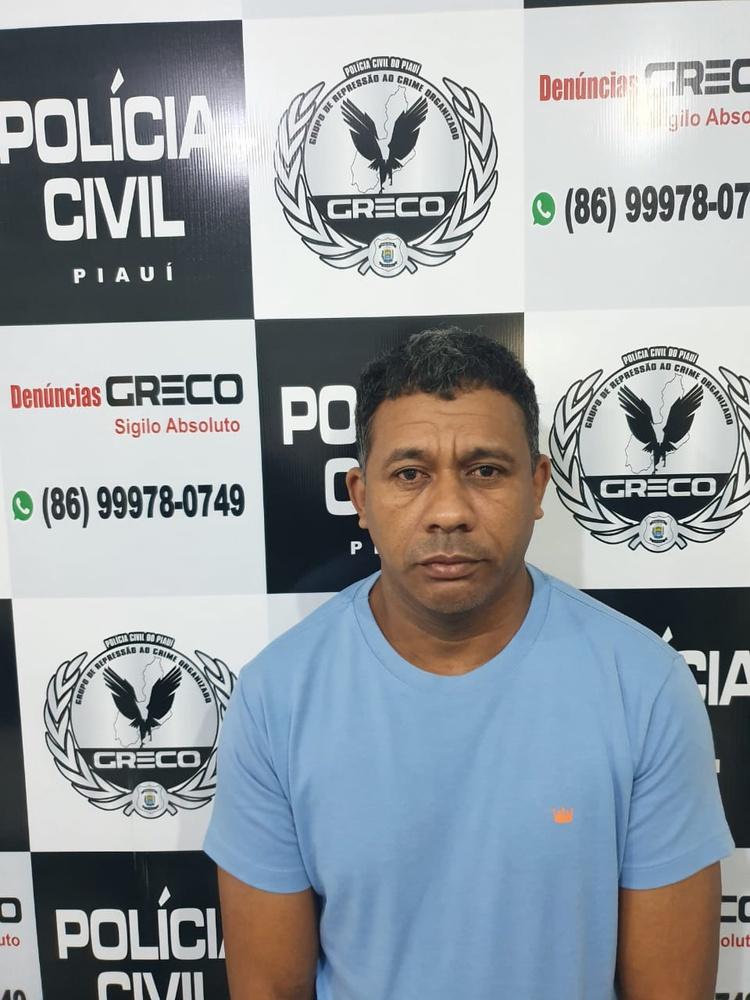 Polícia Civil prende acusado de assalto a banco na zona norte de Teresina