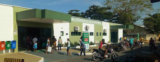 Hospital realiza mutirão de cirurgias gerais no município de Esperantina