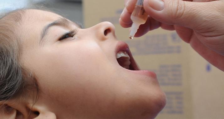 Ministério da Saúde divulga que a Poliomielite tipo 3 foi erradicada do mundo