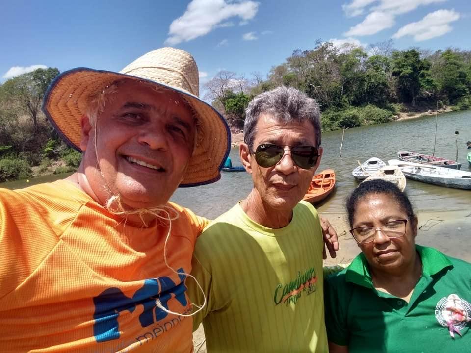 A Força da Notícia: IX Regata das Canoas, Pró Rio Poty