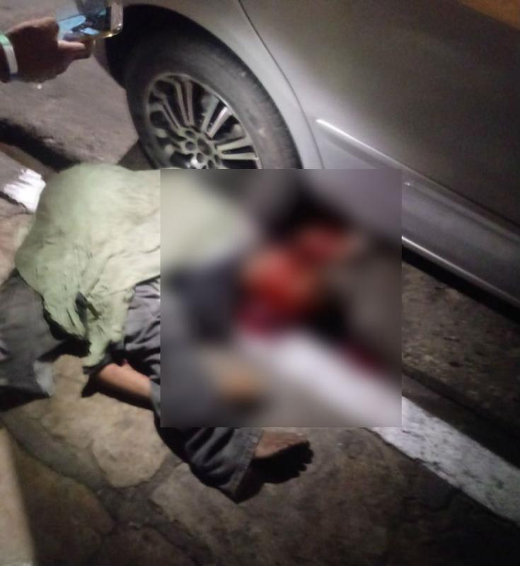 Jovem morre ao ser atropelado por carro em alta velocidade na zona Norte de Teresina