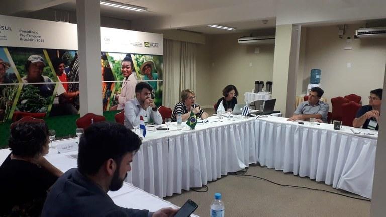 Países do Mercosul propõem medidas para aumentar acesso dos produtos da agricultura familiar no mercado internacional