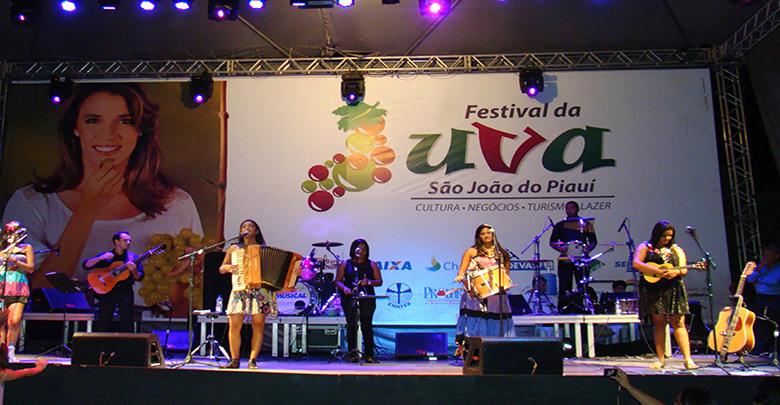 7ª edição do Festival da Uva acontece em novembro em São João do Piauí