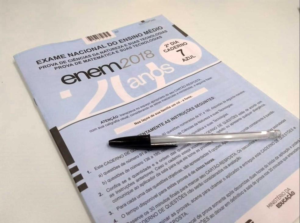 Inep afirma que 86% dos candidatos acessaram o cartão de confirmação do ENEM