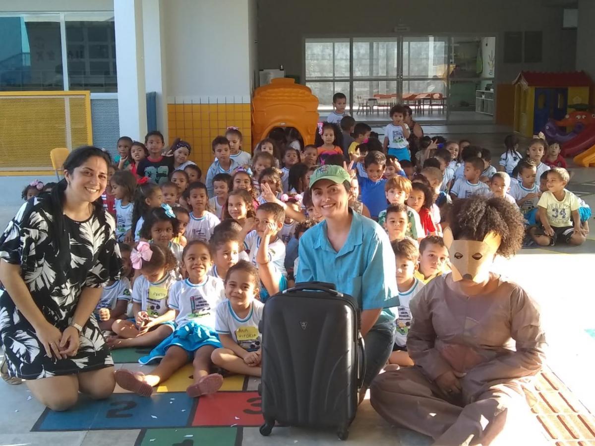 IV Mostra Pedagógica promove apresentações infantis nesta terça-feira (5)