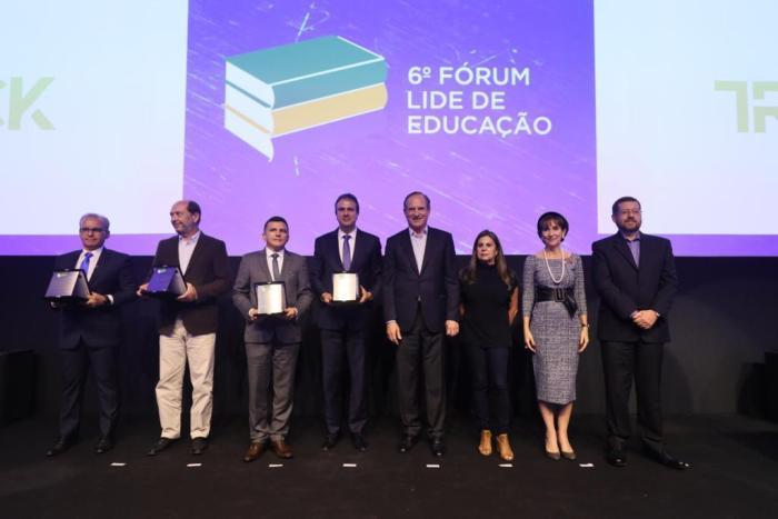 Teresina é premiada em SP pela melhor educação entre as capitais do país