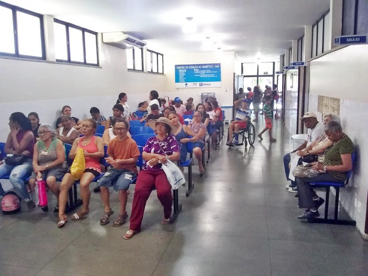 Dia D do Diabetes acontecerá na próxima terça (12) em Teresina