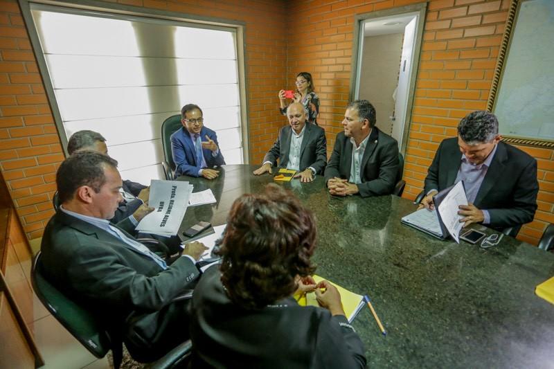 Reunião na Alepi discutiu falta de professores e oferta de vagas da Uespi no Sisu 2020