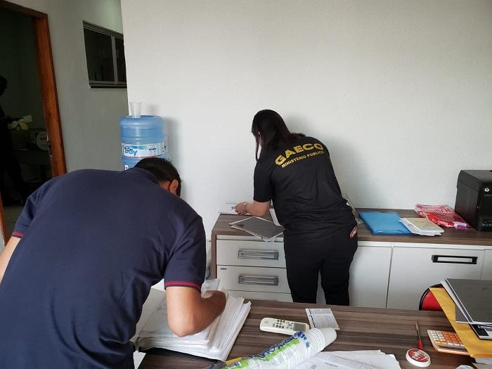 Operação 'Canteiro de Obras' cumpre mandados de busca e apreensão em Manoel Emídio