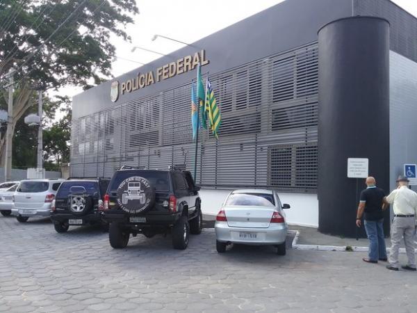 Polícia Federal deflagra operação contra militares do 2º BEC em Teresina