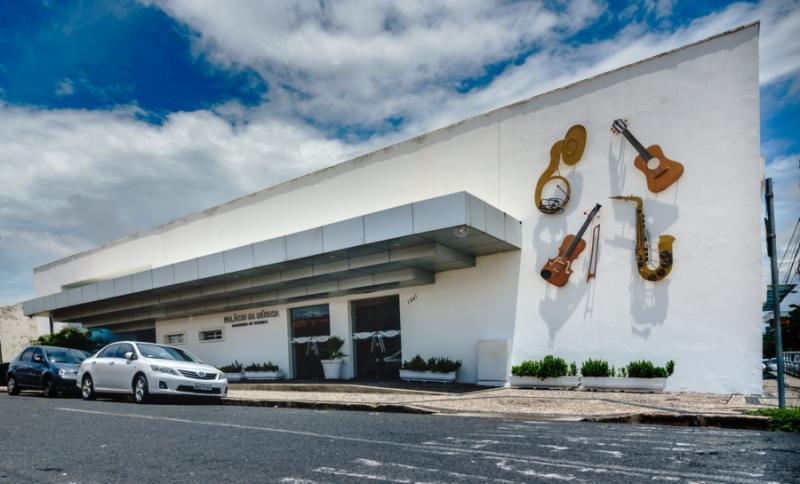 Palácio da Música completa 10 anos e promove shows em comemoração