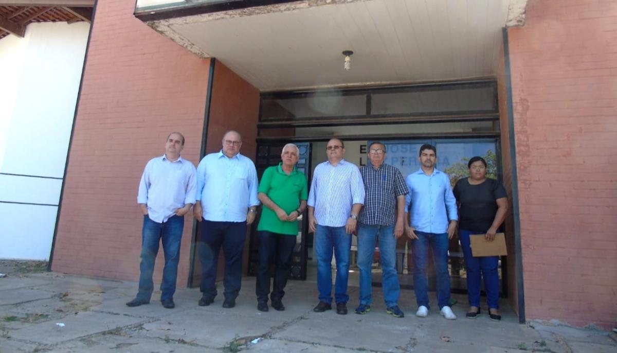 Esperantina terá nova sinalização viária e prédio do Ciretran será reformado