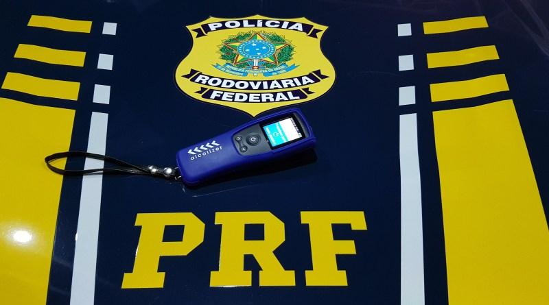 PRF prende cinco condutores alcoolizados no estado do Piauí