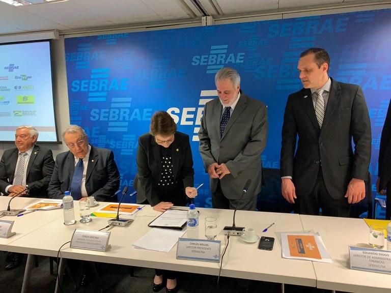 Mapa e Sebrae fazem parceria para promover assistência técnica no AgroNordeste