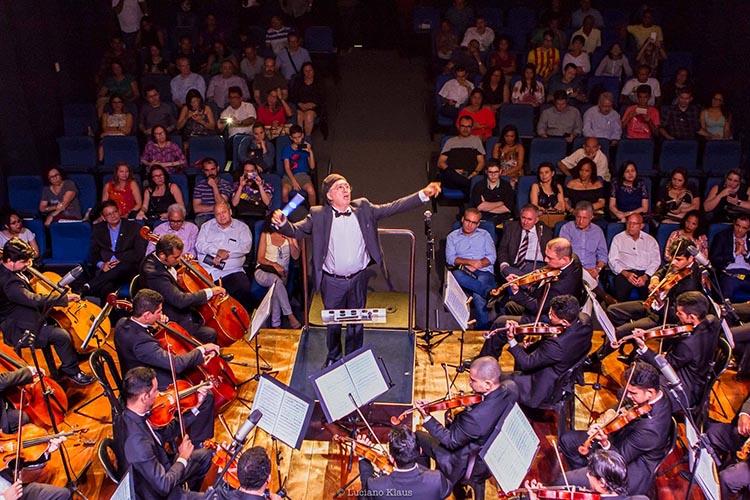 Orquestra Sinfônica de Teresina realiza série de apresentações