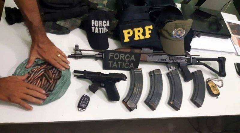 Acusados de assalto a banco são presos em Campo Maior
