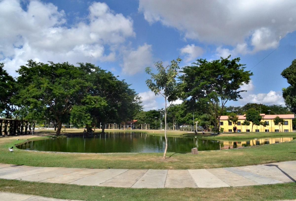 Em clima natalino, Parque da Cidadania sediará atividades para a população hoje (03)