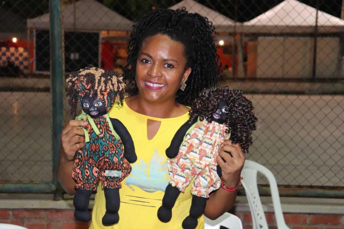 Semest promove exposição e comercialização de artesanato no Vem pro Parque
