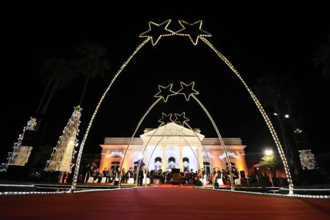 Natal de Sonho e Luz inicia hoje (9) no Centro de Teresina com atrações culturais