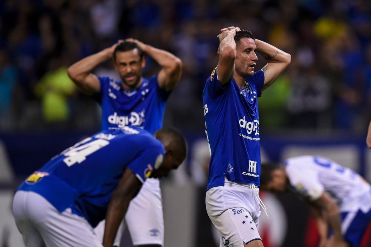 Cruzeiro perde por 2x0 para o Palmeiras e é rebaixado para a série B