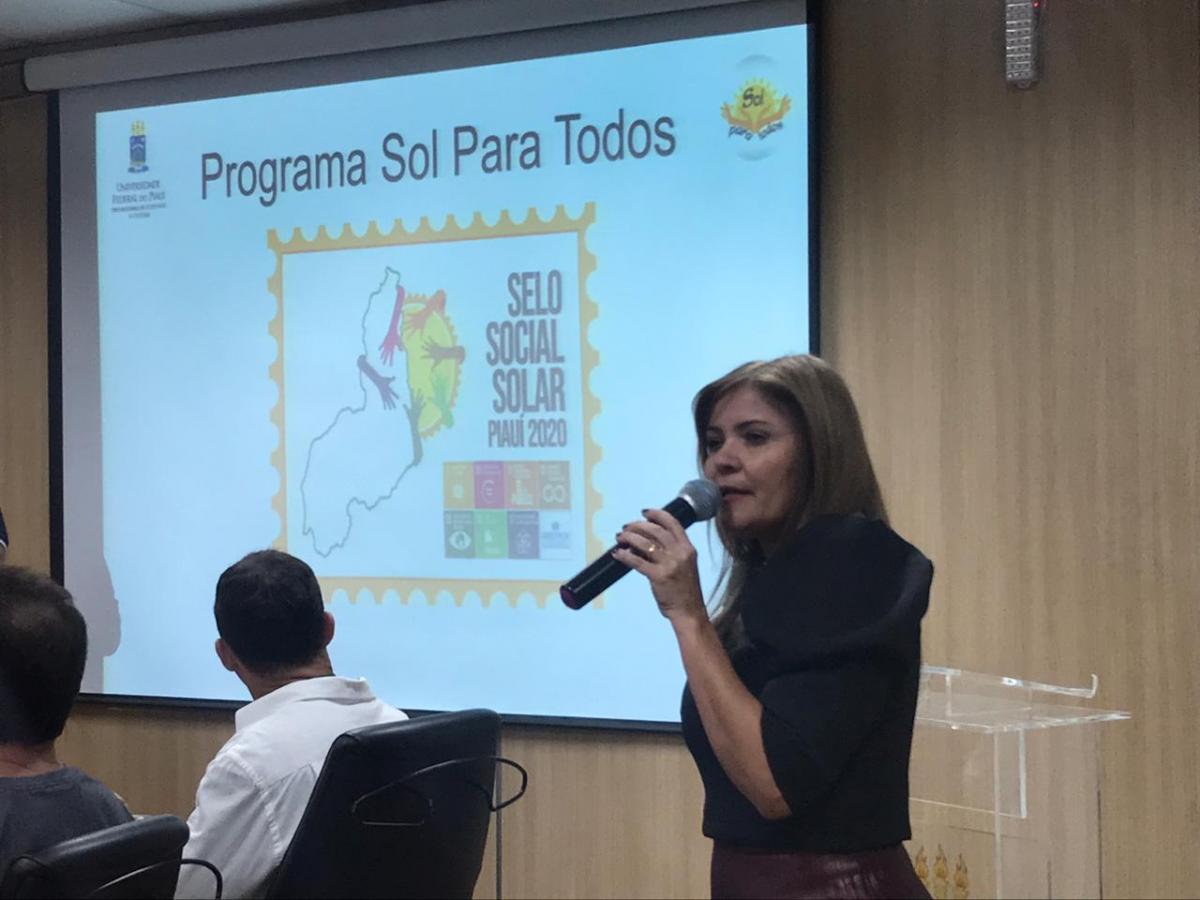UFPI lança projeto de extensão para estimular a apropriação e implementação de tecnologias solares