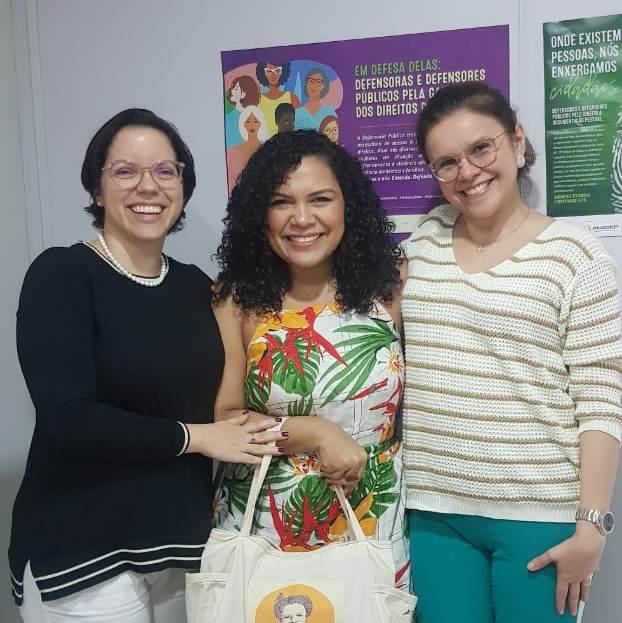 Parceria entre a Defensoria e o Instituto Esperança Garcia estimula leitura de livros de autoras negras