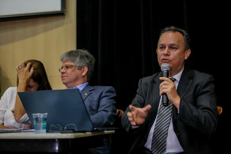 Déficit da previdência do Estado chega a quase R$ 1 bilhão ao ano, afirma Ricardo Pontes