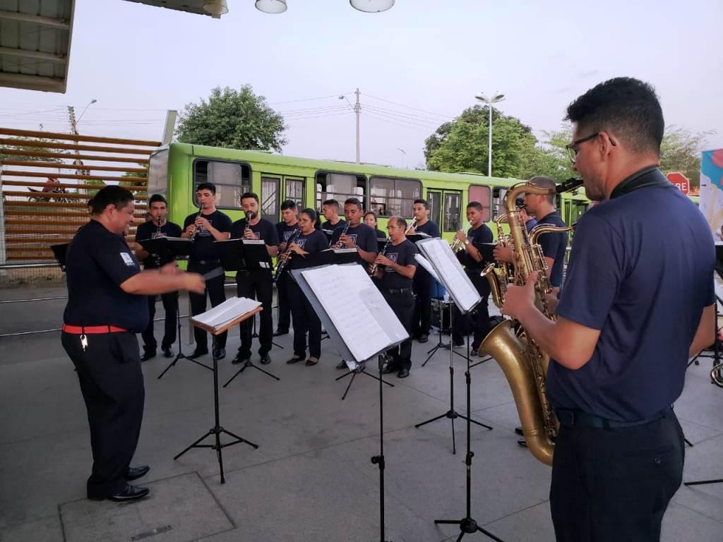 Terminais de Integração recebem concertos durante este mês de dezembro
