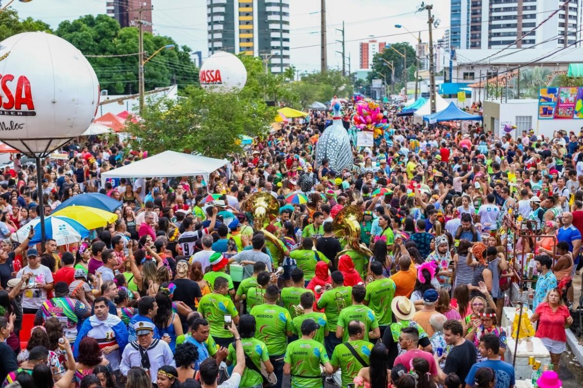 Edital para blocos carnavalescos foi divulgado hoje (16) pela FMC