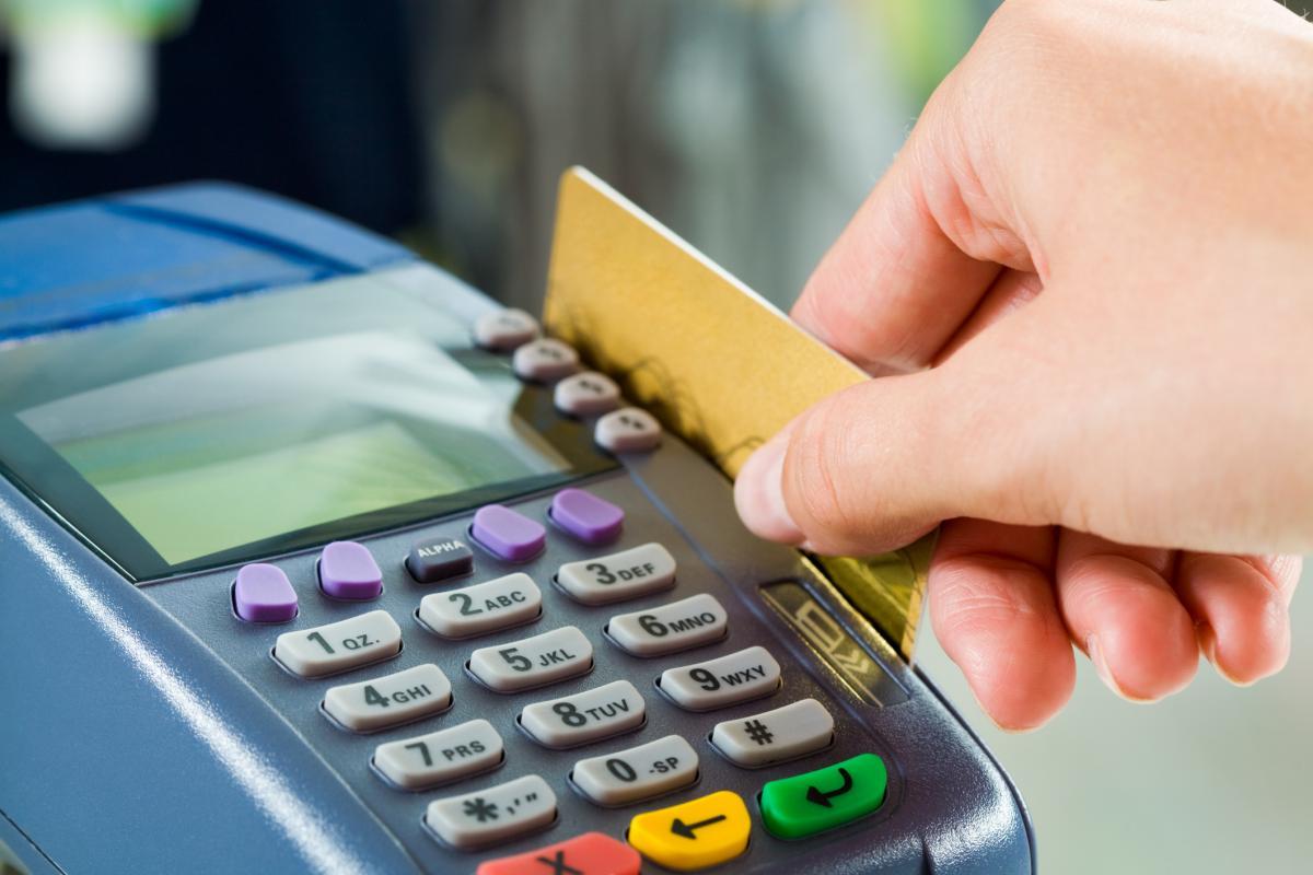 Sindilojas prevê aumento nas vendas com Cartão de Crédito, em dezembro
