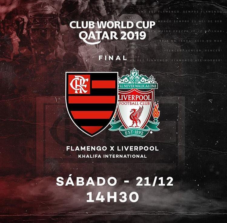 Liverpool vence, avança e pega Flamengo na final