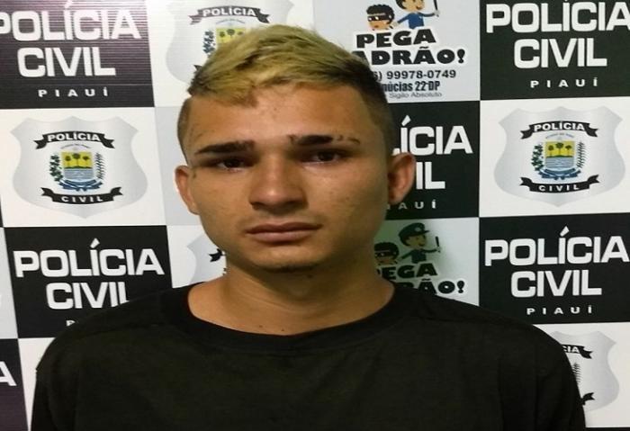 Preso acusado de tráfico de drogas na zona Norte de Teresina