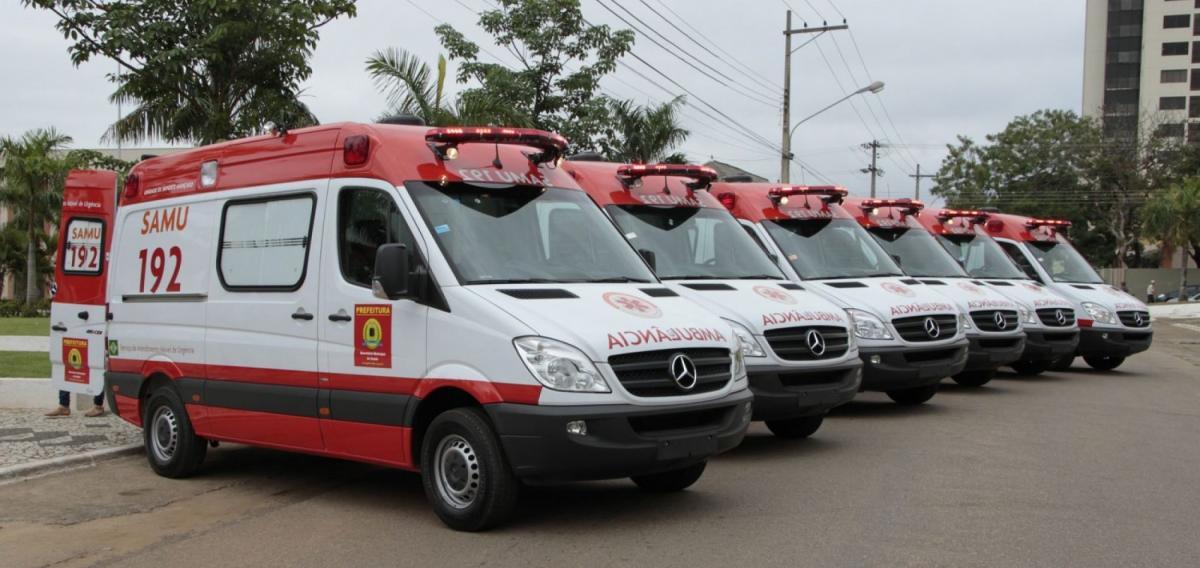 Sesapi consegue aprovação de 22 novas ambulâncias para o Piauí em 2020
