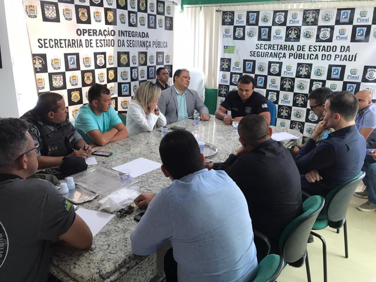 SSP propõe medidas para redução da criminalidade em reunião nessa segunda (06)